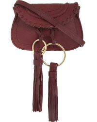 See By Chloé - Multicolor Polly Leather Belt Bag - Lyst