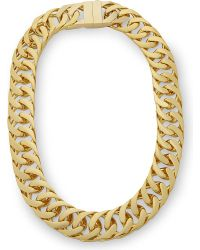 Ambush | Metallic Short Chain Necklace | Lyst