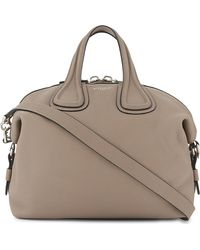 Givenchy | Natural Nightingale Medium Leather Shoulder Bag | Lyst