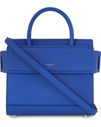 Givenchy   Blue Horizon Mini Leather Cross-Body Bag   Lyst