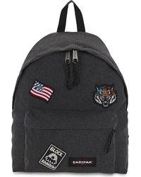Eastpak - Black Padded Pak'r Backpack - Lyst
