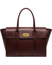 Mulberry Multicolor Bayswater New Leather Tote