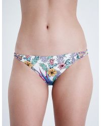 Lazul - Blue Ivy Bikini Bottoms - Lyst