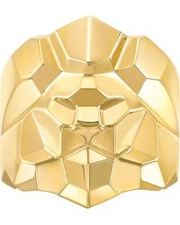 Chanel | Arty Lion 18k Yellow Gold Ring | Lyst