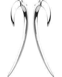 Shaun Leane | Metallic Sterling Silver Hook Earrings Size 2 | Lyst