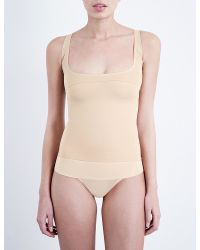 Spanx | Natural Shape My Day Open-bust Camisole | Lyst