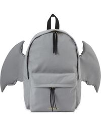 Undercover - Gray Bat Wing Backpack - Lyst