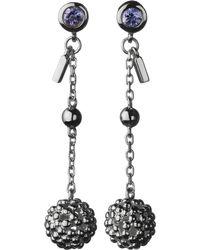 Links of London - Metallic Effervescence Bubble Stiletto Sterling Silver Earrings - Lyst