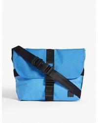 Herschel Supply Co. Blue Odell Messenger Bag for men