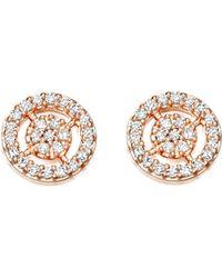 Astley Clarke | Metallic Mini Icon Aura Stud Earrings | Lyst