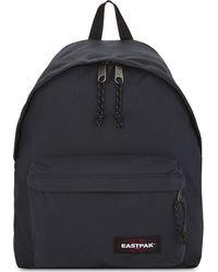 Eastpak Black Authentic Padded Pak'r Backpack for men