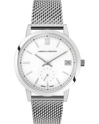 Larsson & Jennings Metallic Saxon Stainless Steel Watch