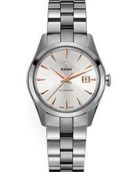 Rado | Metallic R32091113 Hyperchromestainless Steel And Ceramic Watch for Men | Lyst