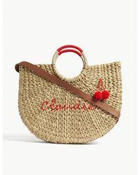 Claudie Pierlot Multicolor Aflamingo Shoulder Bag