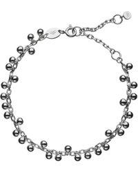 Links of London - Metallic Effervescence Bubble Sterling Silver Bracelet - Lyst