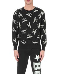 BOY London Black Sweatshirt for men