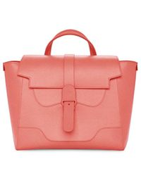 Senreve Pink The Maestra Bag