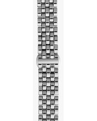 Shinola | Metallic 20mm Stainless Steel Bracelet | Lyst