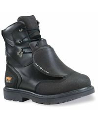 Timberland | Black 8in Met Guard for Men | Lyst
