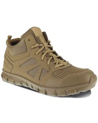 Reebok | Brown Sublite Cushion Tactical for Men | Lyst