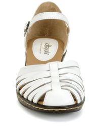 Softspots - White Tatianna - Lyst