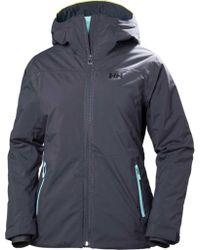 Helly Hansen Blue Sunvalley Jacket