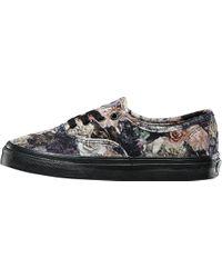 Vans Black Authentic Sneaker