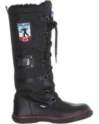 Pajar Black Grip Zip Boot