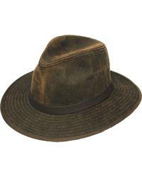 Henschel Brown Safari 3960 Hat for men