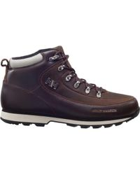 Helly Hansen Blue The Forester Winter Boot for men