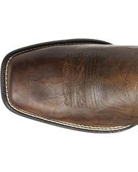 Ariat Black Sport Picket Line Cowboy Boot for men