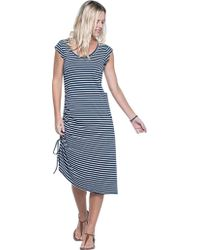 Toad&Co Blue Muse Dress