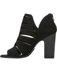 Carlos By Carlos Santana - Black Solera Dress Sandals - Lyst