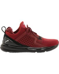 PUMA Red Ignite Limitless Training Shoe for men