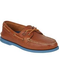 Sperry Top-Sider Brown Authentic Original Boat Shoe for men