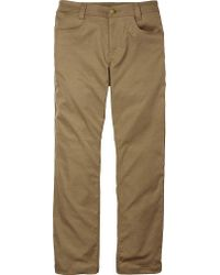 """Toad&Co Multicolor Rover Pant 34"""" for men"""