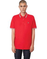Fila Red Matcho 3 Polo for men