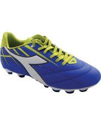 Diadora Blue Forte Md Lpu Soccer Cleat