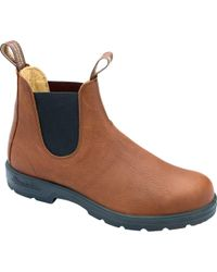 Blundstone Brown Super 550 Series Boot