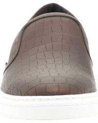 Jimmy Choo - Multicolor Grove Metallic Leather Slip-on Sneaker for Men - Lyst