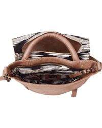 Latico Pink Payne Cross Body Bag 8931