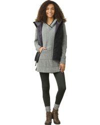 Prana Gray Sybil Sweater
