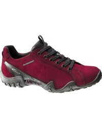 Allrounder By Mephisto - Red Funny Trend Active Lace-up - Lyst