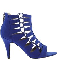 Kenneth Cole Reaction Blue Show Time Ghillie Heel