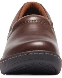 Eastland - Brown Constance Clog - Lyst