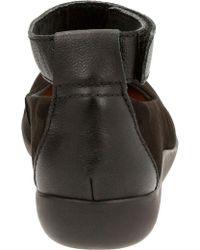 Clarks - Black Medora Nina Ankle Strap Shoe - Lyst