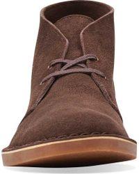 Clarks - Brown Bushacre 2 Boot for Men - Lyst