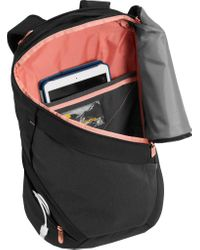 The North Face - Black Aurora Backpack - Lyst