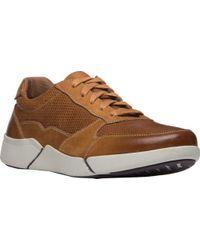 Propet Brown Landon Sneaker for men