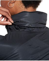 Toad&Co Black Overshadow 2.0 Trench Coat